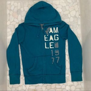 American Eagle Outfitters Hoodie Mens XS/TP Sweats